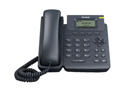 Yealink T19 (P) E2 IP Phone - Hong Kong