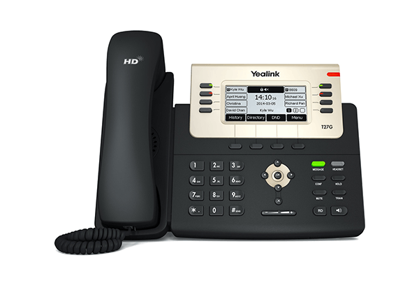 Yealink T27G Gigabit POE IP Phone