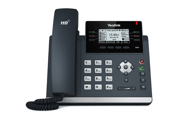 Yealink T41P IP Phone (Old Model)