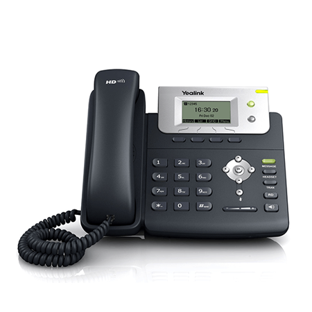 Yealink T21 (P) E2 IP Phone