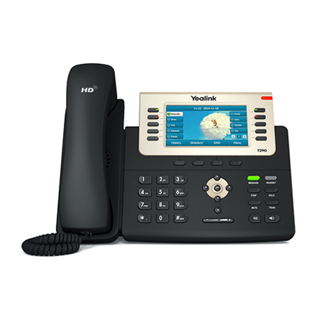 Yealink T29G POE Gigabit Colour IP Phone