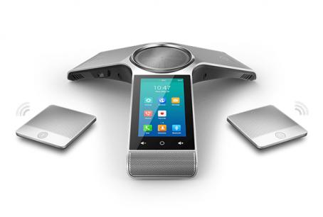Yealink CP960 IP Conference Phone -Wireless Mic | Yealink Hong Kong Distributor - Sipmax Technology Group - Contact us now : www.sipmaxhk.com