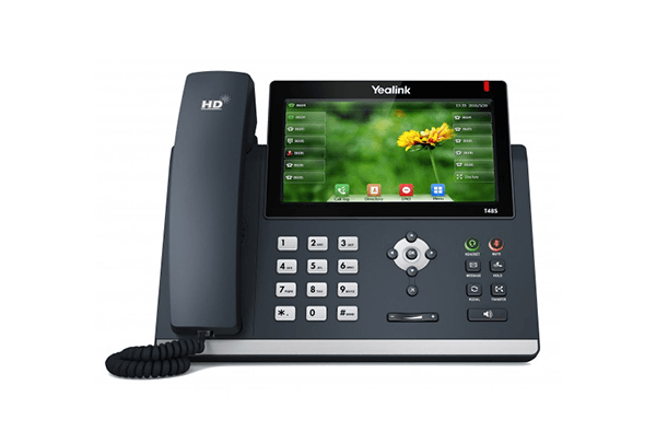 Yealink T48S Colour IP Phone –  Giga POE 7″ LCD