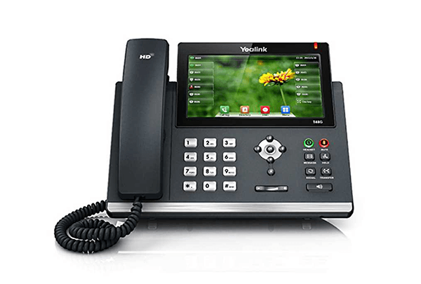 Yealink T48G Colour Gigabit POE IP Phone (Old Model)