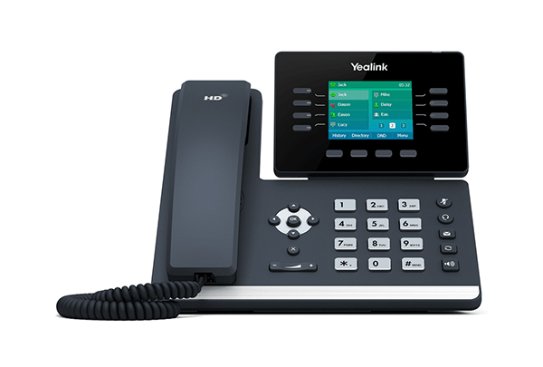 Yealink T52S IP Phone (N/A In HK and Macau)