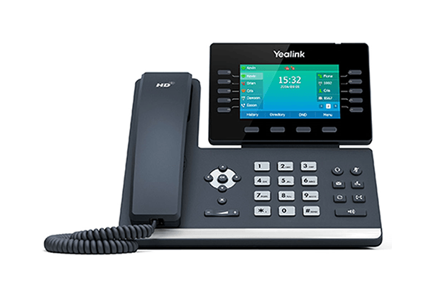 Yealink T54S IP Phone (N/A In HK and Macau)