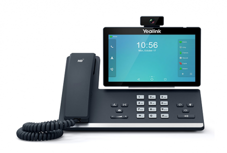 Yealink T58V Smart Media Phone (Video Conference)