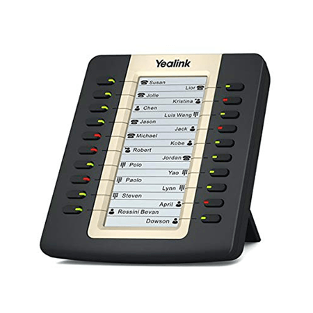 Yealink EXP20 DSS Expansion Module (for T27G & T29G)