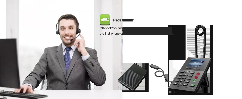 Fanvil X2P Call Center IP Phone (POE) - Fanvil Hong Kong - 香港代理