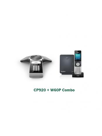 CP920 + W60P Combo