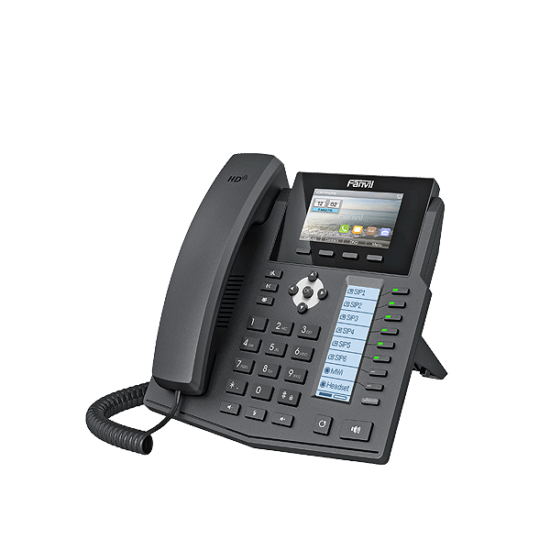 Fanvil X5S IP Phone (Gigabit & POE)