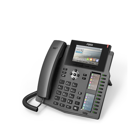 Fanvil X6 IP Phone (Gigabit & POE)