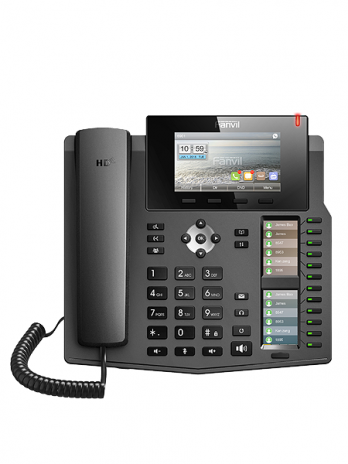Fanvil X6 IP Phone (Gigabit & POE)