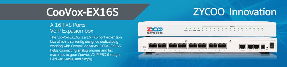 Zycoo EX16S Video Demonstration