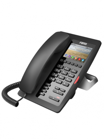 Fanvil H5 Hotel IP Phone (with colour Display LCD)