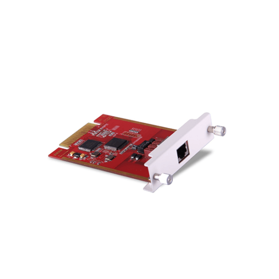 ZYCOO CooVox E1/T1 Module – IDAP Card
