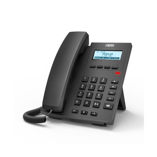 Fanvil X1P Entry Level IP Phone (POE)