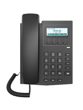 Fanvil X1P Entry Level IP Phone (POE)