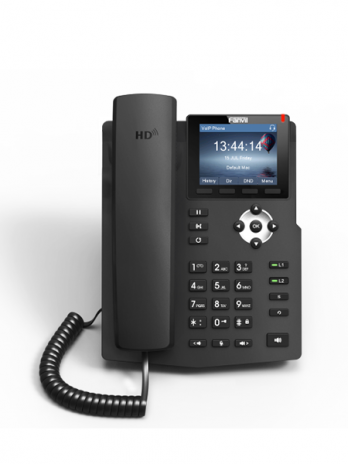 Fanvil X3G IP Phone (Gigabit & POE)