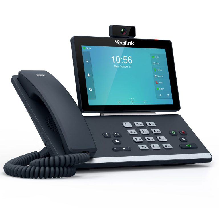 Yealink T58V Smart Media IP Phone – TOP 8 Reasons to Buy