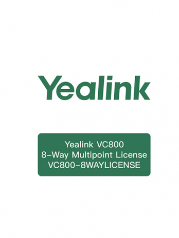 Yealink 8-site Multipoint License for VC800