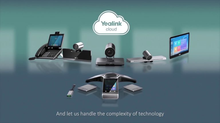 Yealink One Stop Video Conferencing Solution