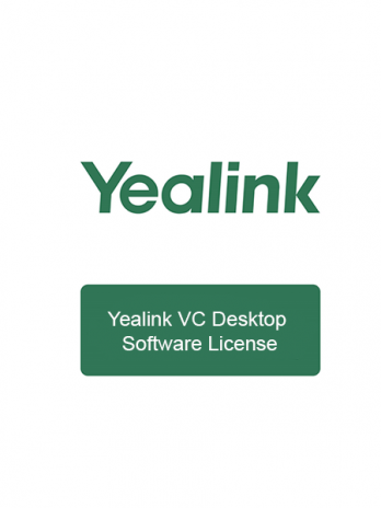 Yealink VC Desktop Software License  (Per Unit)