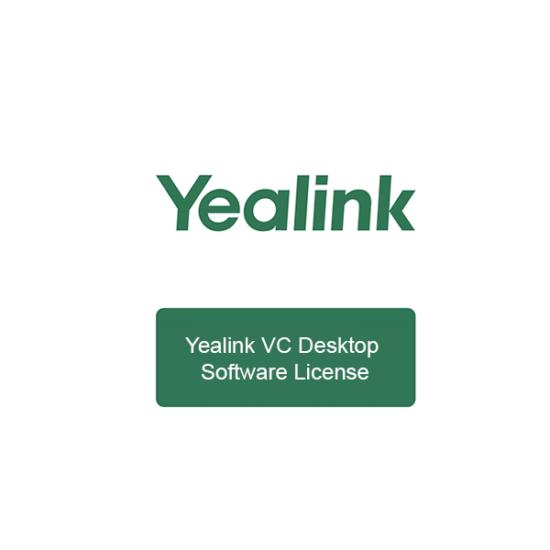 Yealink VC Desktop Software License  (FREE)