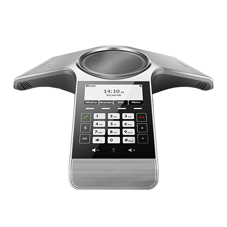 Yealink CP930WB Wireless DECT IP Conference Phone Package (Include: CP930W + W60B base)