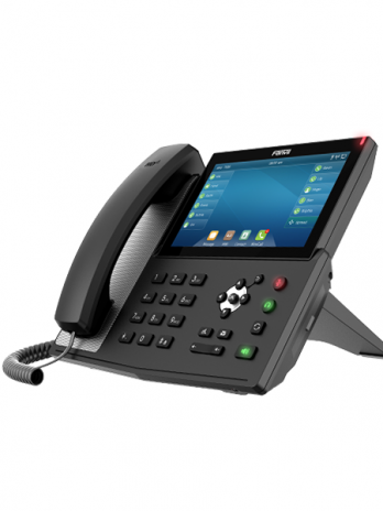 Fanvil X7 7″ touch Screen Gigabit IP Phone (POE)