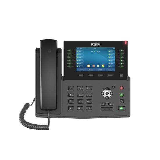 Fanvil X7C 5″Color Screen Gigabit IP Phone (POE)