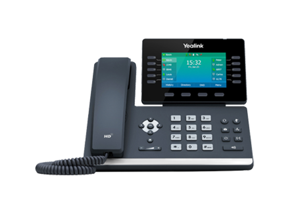 Yealink SIP-T54W Wifi IP Phone