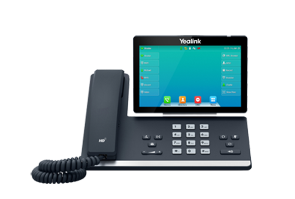 Yealink T57W Touch Screen Wifi Phone