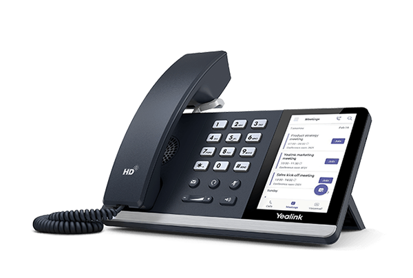 Yealink T55A IP Phone Teams edition