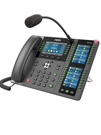 Fanvil X210i Visualization Paging Console IP Phone