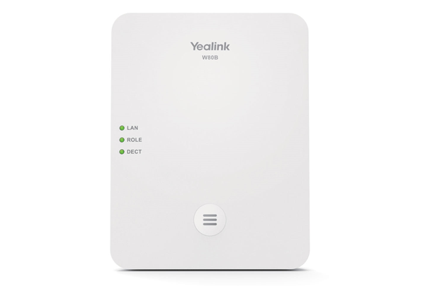 Yealink W80B DECT IP Multi-Cell System (Roaming)