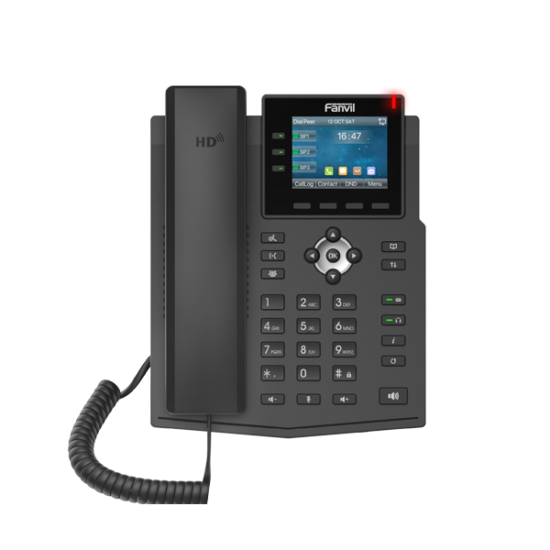 Fanvil X3U IP Phone (Gigabit, POE )