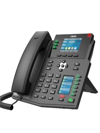 Fanvil X4U IP Phone (Gigabit, POE )