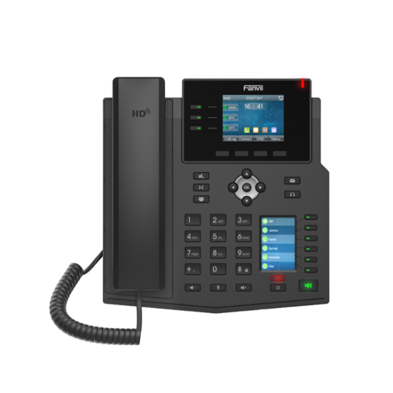 Fanvil X4U IP Phone (Gigabit, POE )