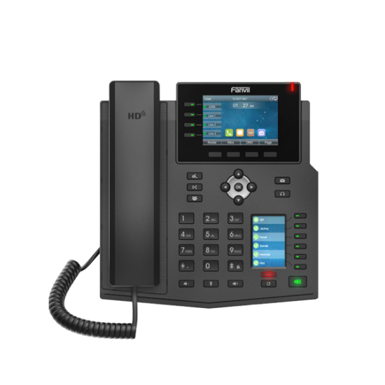 Fanvil X5U IP Phone (Gigabit, POE )