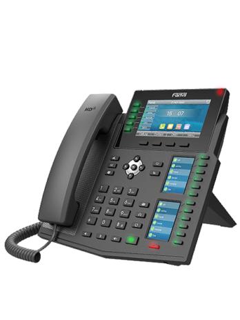 Fanvil X6U IP Phone (Gigabit, POE & Bluetooth)