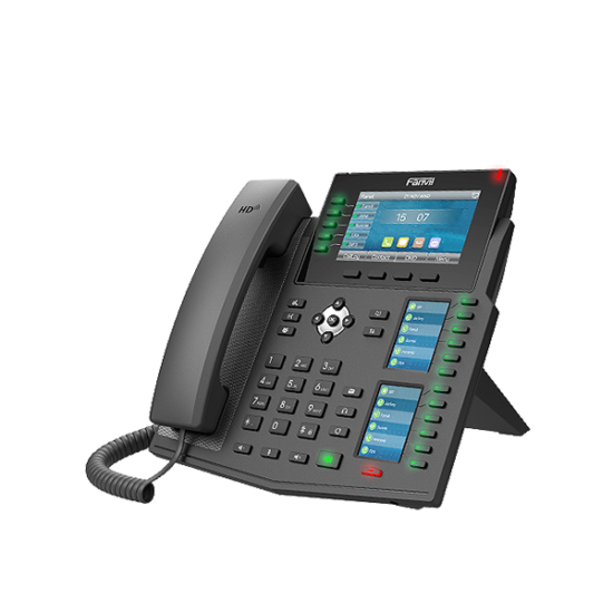 Fanvil X6U IP Phone (Gigabit, POE & Bluetooth)