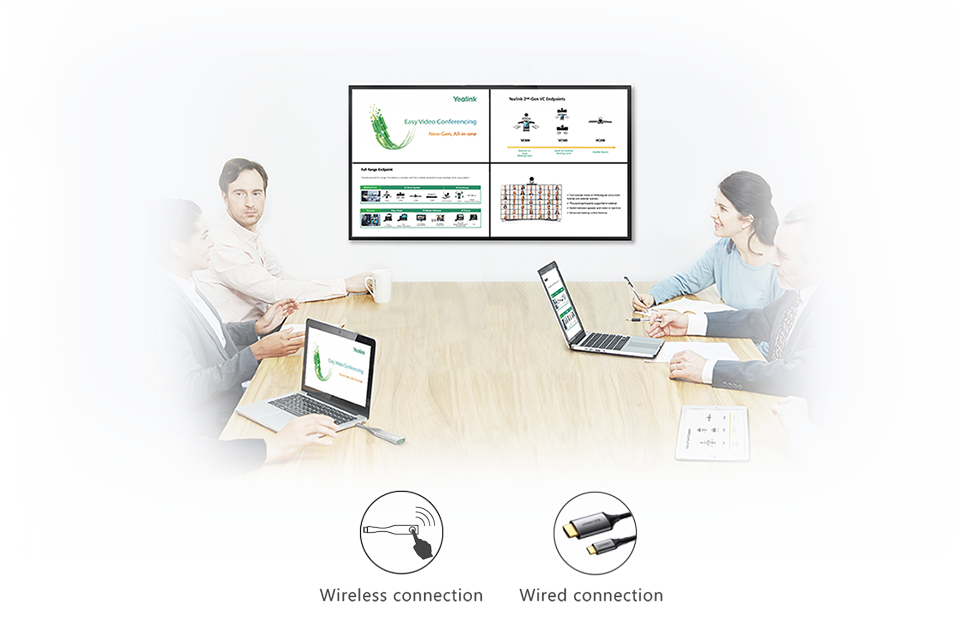 Yealink MVC500 II Microsoft Teams Room System