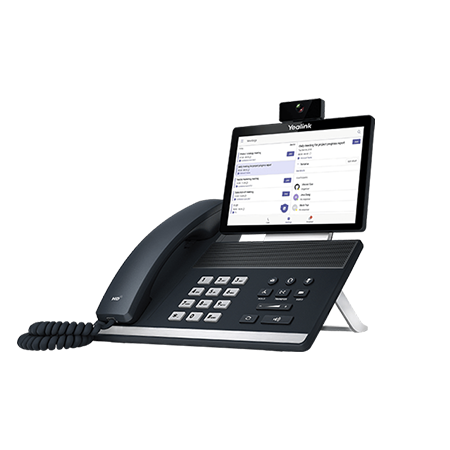 Yealink VP59 Teams Phone + UVC30 + CPW Wireless Mic - Huddle Room Solution - Hong Kong Supplier - Sipmax Technology Group