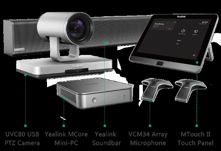Yealink MVC800 II - Hong Kong Supplier sipmaxhk.com