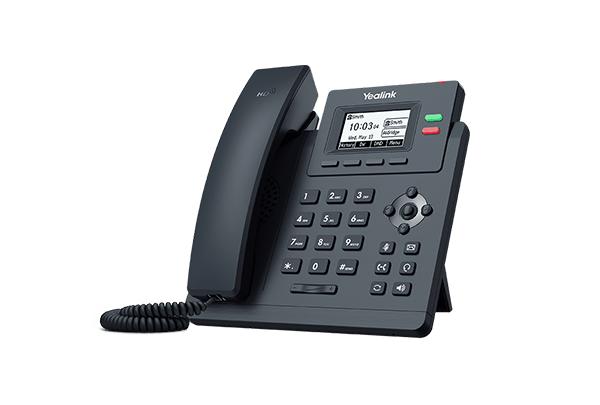 Yealink T31G Gigabit POE 2xBLF IP Phone