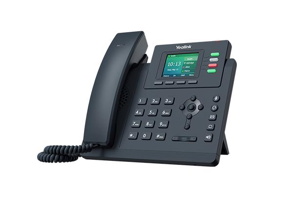 Yealink T33G Gigabit POE 4xBLF IP Phone