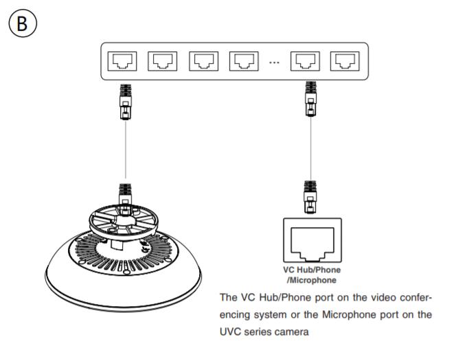 Yealink VCM38 - Ceiling Microphone Array - Sipmax Hong Kong - 香港代理