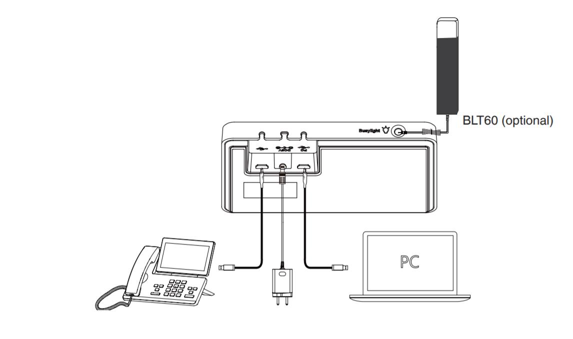 Yealink WH62 Dual DECT Wireless Headset - Sipmax Hong Kong - 香港代理