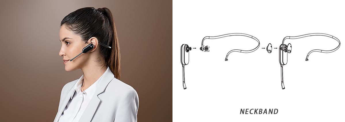 yealink wh67 neckband hk - Sipmax Hong Kong - 香港代理